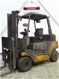 Still R70/30, 2006, Xe tải Diesel