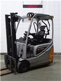 Still RX20-16, 2015, Mga Electic forklift trak