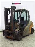 Still RX70-50/600, 2013, Diesel Stapler