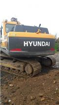 Hyundai Robex 180 LC-9 A, 2014, Excavadoras de cadenas