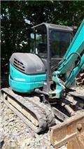 Kobelco SK 55 SRX, 2014, Mini excavadoras < 7t