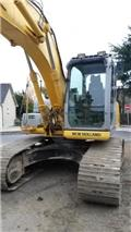 New Holland E 175 B LC, 2011, Crawler excavators
