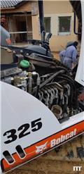 Bobcat 325, Mini excavators < 7t (Mini diggers)