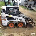 Bobcat 553, Wheel loaders