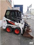 Bobcat S 70, Wheel loaders