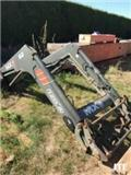 Mailleux MX 120, Frontlader und Bagger
