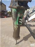 Montabert SC 28, Hydraulic Pile Hammers