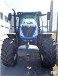 New Holland 5, Tractores