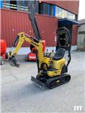 Yanmar SV 08, Mini excavadoras < 7t