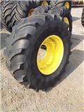 Firestone 420/85R24, Wheels