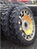 Pirelli 230/95/R44, Ruedas