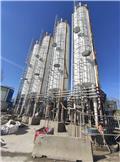 Cima Silo à pulvérulent verticale 54m3, Accessoires