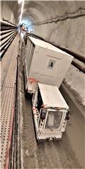METALLIANCE Train sur Pneus 15t (VMS-15), 2016, Other Underground Equipment
