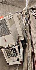Thomas CONSTRUCTEUR Train sur Pneus 55t (55-320), 2016, Autre équipement souterrain