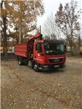 MAN TGL, 2014, Tipper trucks