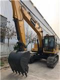 CATHEFNEG 320D2GC, 2018, Excavadoras sobre orugas