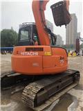 Hitachi ZX 75, Mini excavators  7t - 12t