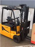 Hyundai 20 BT-9, 2018, Electric forklift trucks