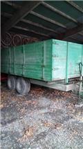 Bredöl 10 ton, Grain Trailers