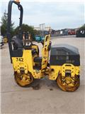Bomag BW 80 ADH-2, 2011, Twin drum rollers
