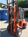 Grünig Uni-Truck 4W1005, 2003, MPV/redskapsbærer