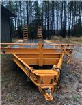 Hudson HTMBK 5 Ton Trailer, 2013, Car carrier