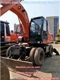Hitachi ZX 160 W D, 2010, Excavadoras de ruedas