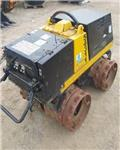 Bomag BMP 851, 2008, Twin drum rollers