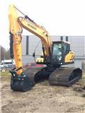 Hyundai Robex 160, 2020, Crawler Excavators