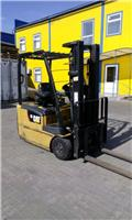 Caterpillar EP 16, 2013, Electric forklift trucks