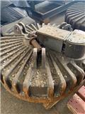 Mozelt Magnetplatte, Otros componentes
