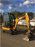 JCB 8016, 2012, Mini excavators < 7t (Mini diggers)