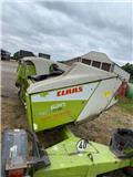 CLAAS DD 520, 2010, Priključci za mašine za stočnu hranu na sopstveni pogon