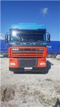 Cabine DAF XF 95.380 Space Cab, 2003, Кабіни