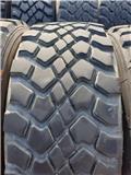 445/65R22.5 18R22.5 168G Michelin XZL & Goodyear G, Dæk, hjul og fælge