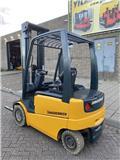 Jungheinrich EFG 425 K, Electric Forklifts
