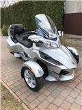 Can-am Spyder RT Limited 998 cm3, 2010, Todoterrenos