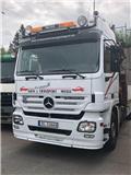 Mercedes-Benz actros 2544, 2006, Boom / Crane / Bucket Trucks