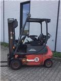 Linde E18PH, 2004, Elektro Stapler