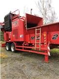 Rotochopper, wood shredder MC 266, 2012, Mobilne drobilice