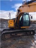 JCB JS 130 LC、2011、履帶式挖土機(掘鑿機,挖掘機)