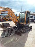 Hyundai Robex 60 CR-9, 2014, Mini Excavators <7t (Mini Diggers)