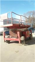 MEC 4191 RT, 2008, Scissor Lifts