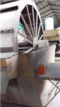 Alquezar Noria 1, 2001, Equipos para el lavado de ruedas