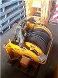 Grove GMK 3055, Crane parts and equipment