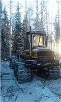 Ponsse Wisent 8W, 2008, Forwarders