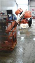 JLG 460 SJ, 2007, Telescopic boom lifts