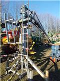 Growi Turm mix 7m, Pumper og blandingsmaskiner