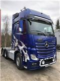 Mercedes-Benz Actros 2551, 2014, Tractor Units