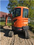 Doosan DX 27 Z, 2011, Mini excavators < 7t (Mini diggers)